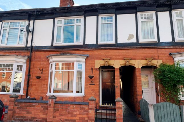 Thumbnail Terraced house to rent in Lion Street, Rugeley