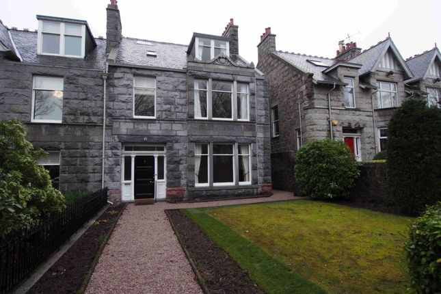 Thumbnail Semi-detached house to rent in Rubislaw Den South, West End, Aberdeen