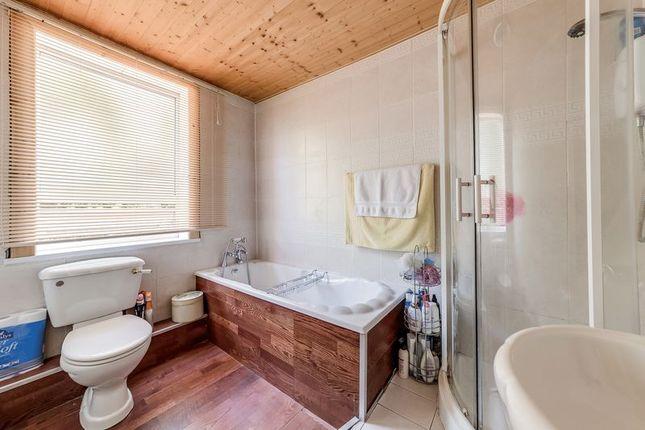 Bathroom of Walkden Avenue, Wigan WN1