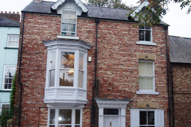 Thumbnail Terraced house to rent in Church Street, Durham