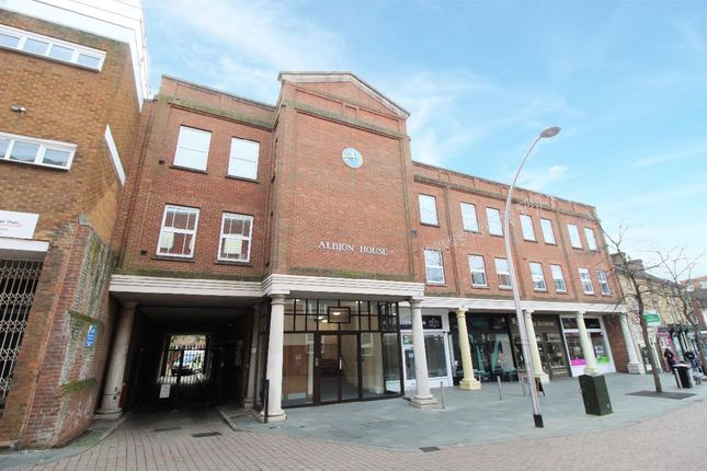 Thumbnail Flat for sale in Albion House, Bedford