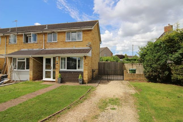 Thumbnail End terrace house to rent in Noble Avenue, Oldland Common, Bristol