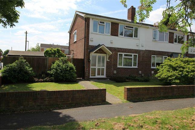 Thumbnail Semi-detached house to rent in Cheyne Way, Farnborough
