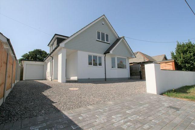 Thumbnail Detached house for sale in Hilltop Road, Ferndown