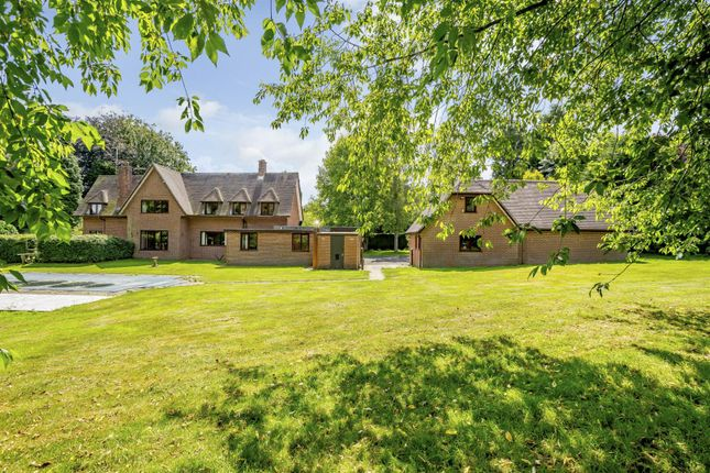 Thumbnail Detached house for sale in Aston, Stone, Staffordshire