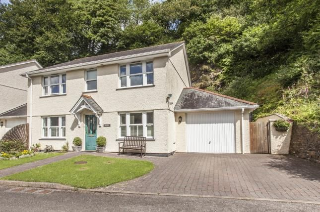 Thumbnail Detached house for sale in Mill Lane, Grampound, Truro