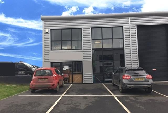 Thumbnail Light industrial to let in Unit 19, Reynolds Park, 8 Bell Close, Newnham Industrial Estate, Plympton, Plymouth