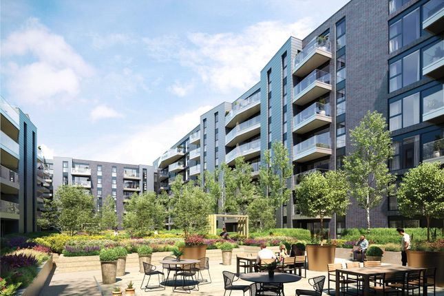 Picture No. 02 of Greenwich Square - Courtyard, Hawthorne Crescent, Greenwich, London SE10