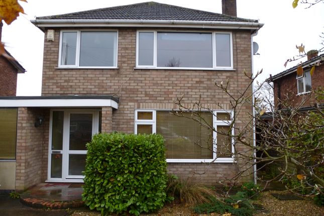 Thumbnail Property to rent in Exeter Drive, Spalding