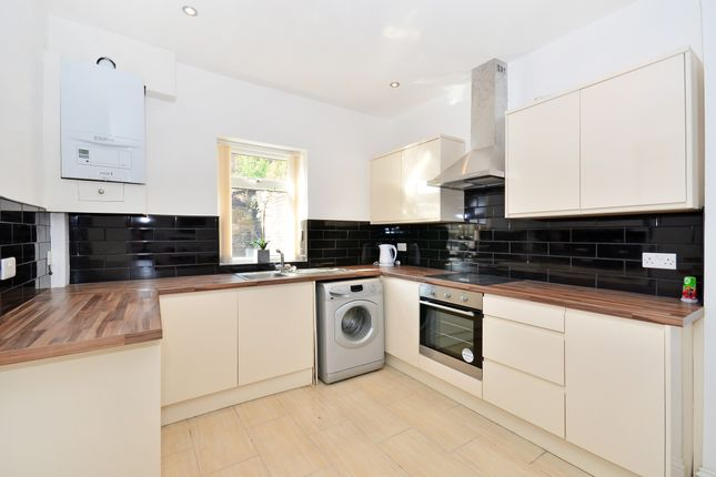 Thumbnail Terraced house to rent in Margaret Street, Sheffield