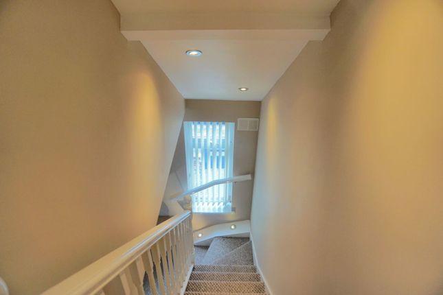 Staircase of Brooklands Road, Hull HU5