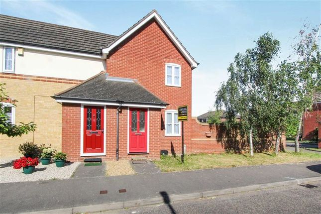Thumbnail Semi-detached house for sale in Melville Drive, Wickford, Essex