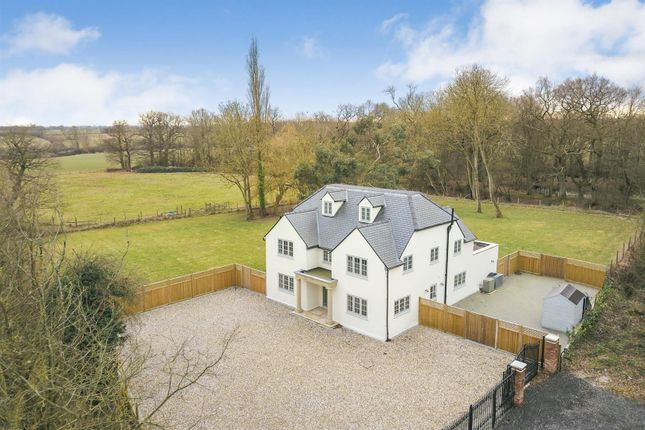 Detached house for sale in Pensons Lane, Ongar