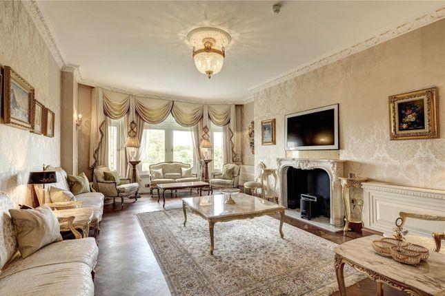 Thumbnail Flat to rent in Cumberland House, Kensington Road