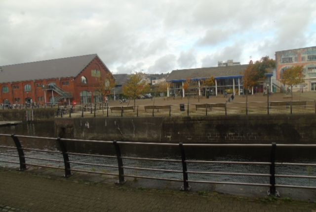 Thumbnail Property to rent in Abernethy Quay, Maritime Quarter, Swansea