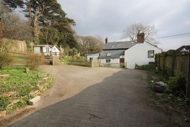 Thumbnail Cottage for sale in Washaway, Bodmin