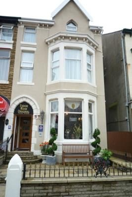 Thumbnail Hotel/guest house for sale in Tudor Rose Original Hotel, 5 Withnell Road, Blackpool