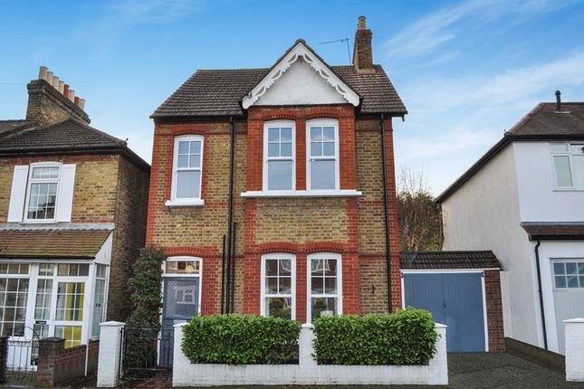 4 bed detached house for sale in Sunnyside Road, Teddington