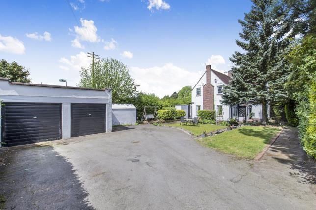 Thumbnail Detached house for sale in Granville Avenue, Oadby, Leicester, Leicestershire