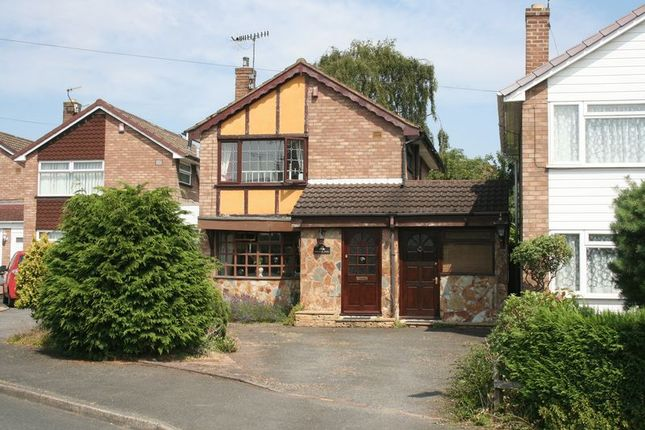 Thumbnail Detached house for sale in Warwick Road, Stourbridge