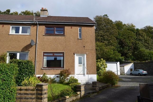2 bed semi-detached house for sale in Grahams Point, Kilmun, Argyll And Bute