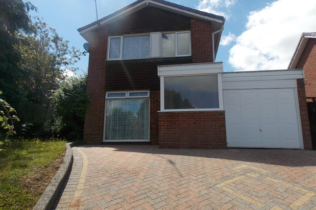 Thumbnail Detached house for sale in Ledwych Road, Droitwich