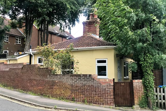 Thumbnail Detached bungalow for sale in Waterhouse Lane, Southampton