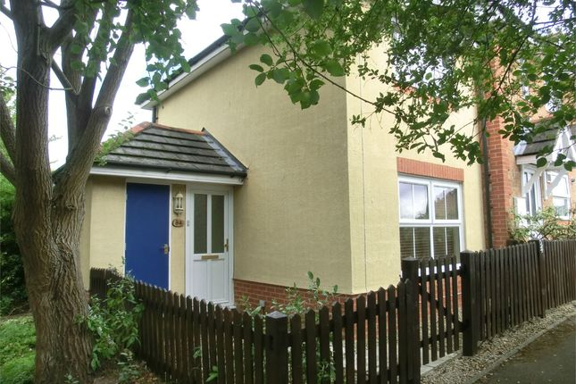 Thumbnail End terrace house to rent in Donaldson Way, Woodley, Reading, Berkshire