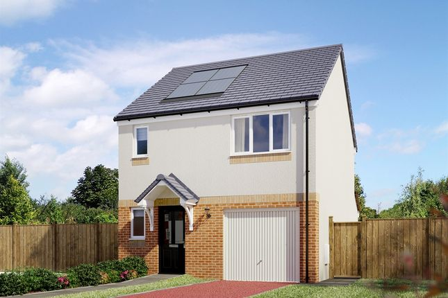 """3 bedroom detached house for sale in """"The Fortrose """" at Chrisella Terrace, Vellore Road, Maddiston, Falkirk"""