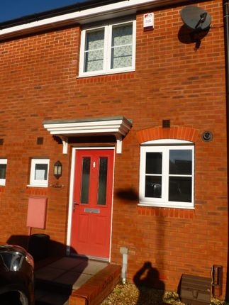 Thumbnail Terraced house to rent in Penderyn Close, Merthyr Tydfil