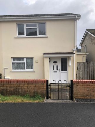 Thumbnail Semi-detached house to rent in Maes Y Bedol, Garnant, Ammanford