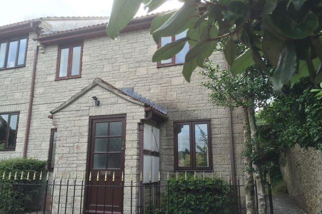 Thumbnail Flat to rent in Hannahs Lane, Westbury Sub Mendip