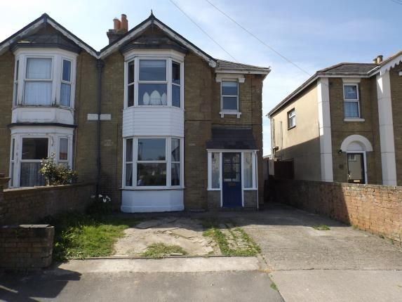 Thumbnail Semi-detached house for sale in Arundel Road, Ryde