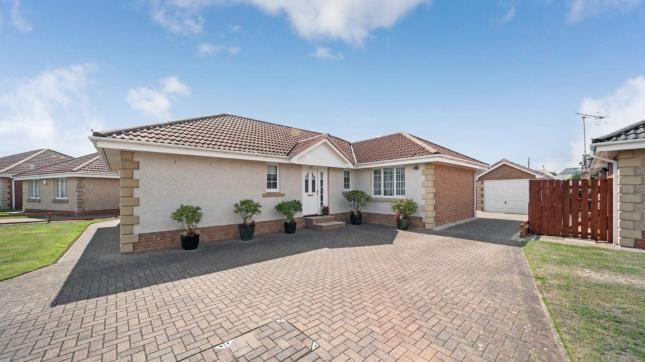 Thumbnail Bungalow for sale in Faulds Wynd, Seamill, West Kilbride, North Ayrhire
