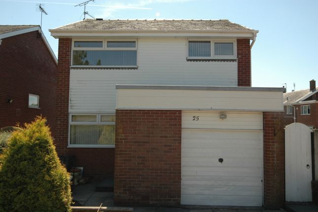 Thumbnail Detached house to rent in Aspen Drive, Barrow-In-Furness