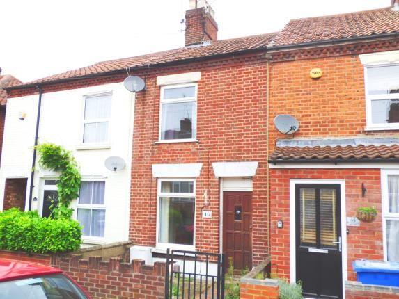 Thumbnail Terraced house for sale in Norwich, Norfolk, .