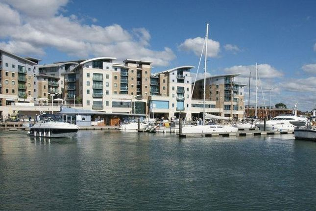 Thumbnail Property for sale in Dolphin Quays, The Quay, Poole Harbour