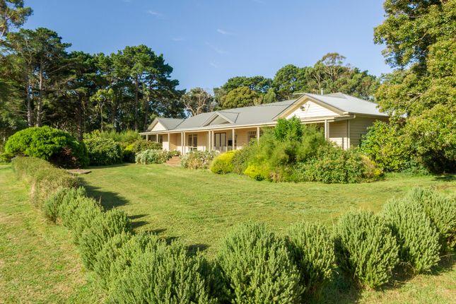 Farm for sale in Main Creek Road, Main Ridge, Mornington Peninsula, Vic