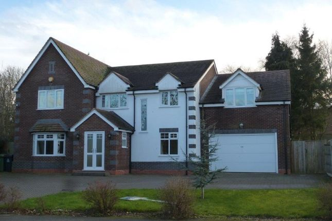 Thumbnail Detached house for sale in Park Hall Road, Walsall, West Midlands