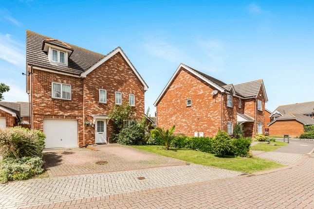 Thumbnail Detached house for sale in Orion Avenue, Priddys Hard, Gosport