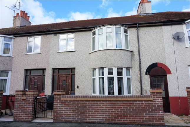 Thumbnail Terraced house for sale in Millbank Road, Rhyl