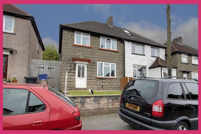 Thumbnail Semi-detached house for sale in Westfield Avenue, Newport