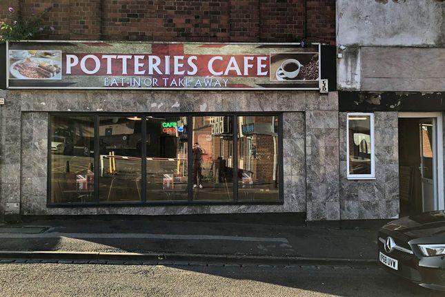 Restaurant/cafe for sale in Hillchurch Street, Hanley, Stoke-On-Trent