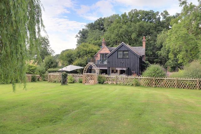 Thumbnail Detached house for sale in Woodseaves, Market Drayton
