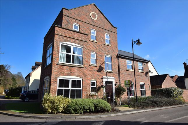 Thumbnail Detached house for sale in Bayford Way, Stansted