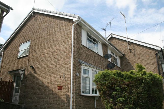 2 bed end terrace house to rent in Woodview Close, Horsforth, Leeds LS18
