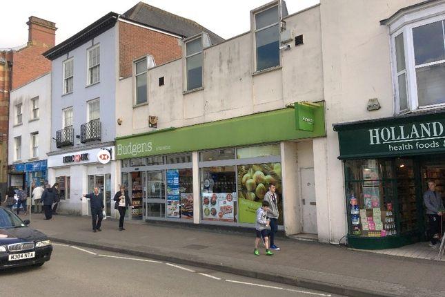 Thumbnail Retail premises to let in 88-90, High Street, Honiton