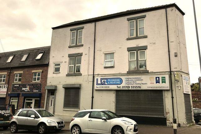 Thumbnail Flat for sale in Kimberworth Road, Kimberworth, Rotherham