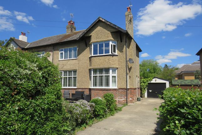 Thumbnail Semi-detached house for sale in St. Clements Road, Harrogate