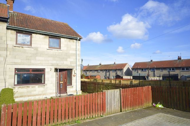 Thumbnail Terraced house for sale in Brodick Road, Kirkcaldy